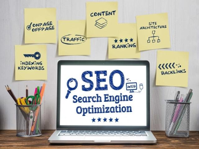 pozycjonowanie stron SEO Search Engine Optimization