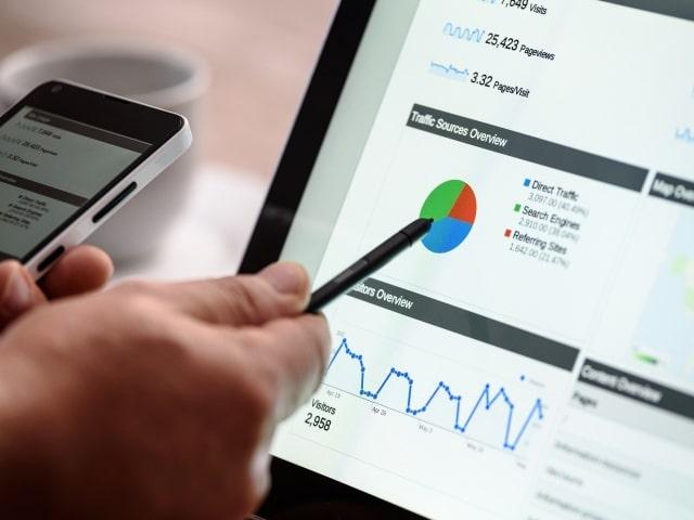 pozycjonowanie stron seo analiza statystyk